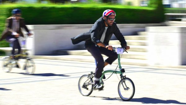 V Festival da Bicicleta Urbana - Corrida Brompton 2016