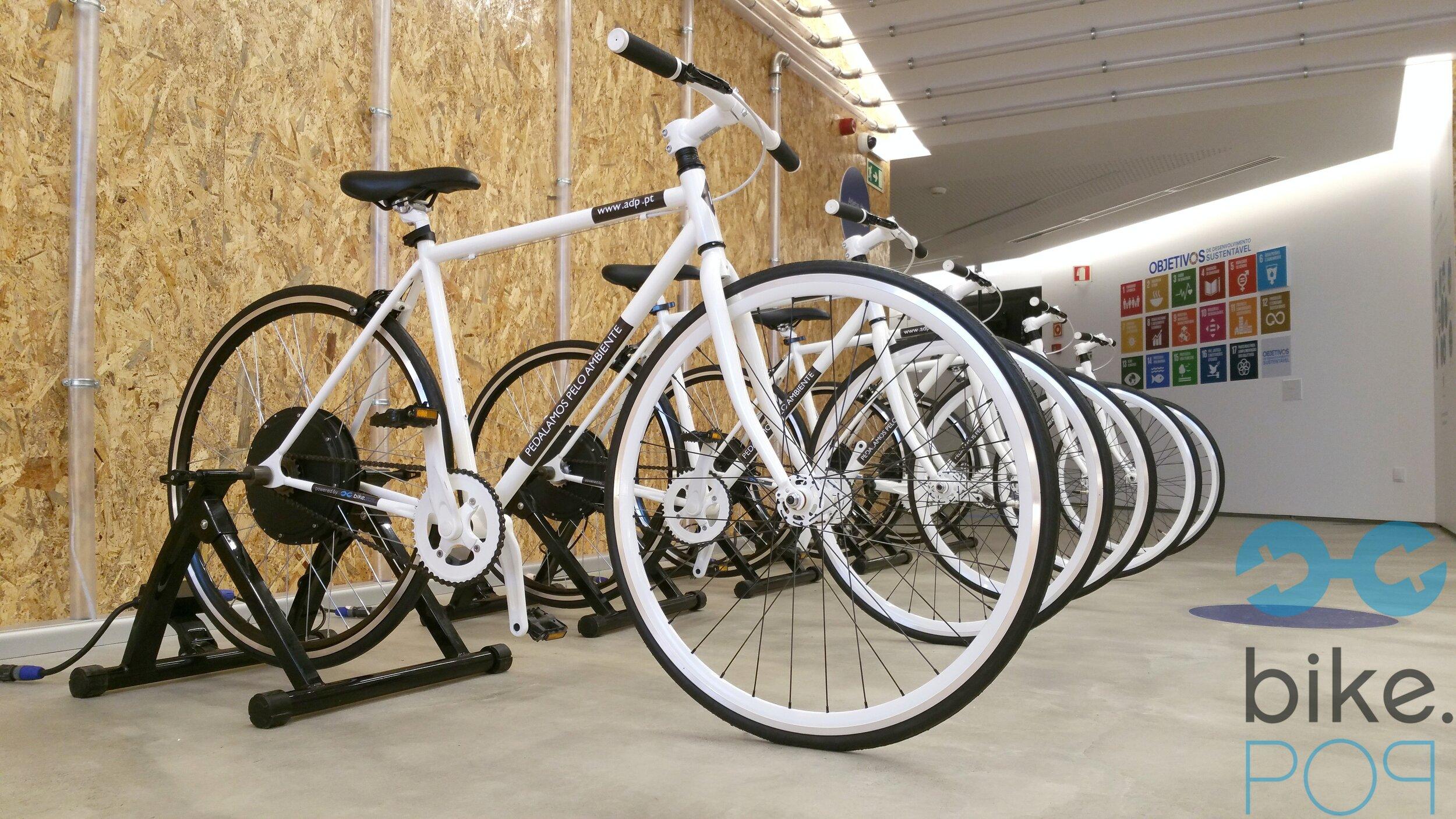 Energia a pedal Bike.POP