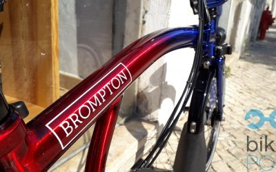 Brompton 9 Street chegou a Portugal