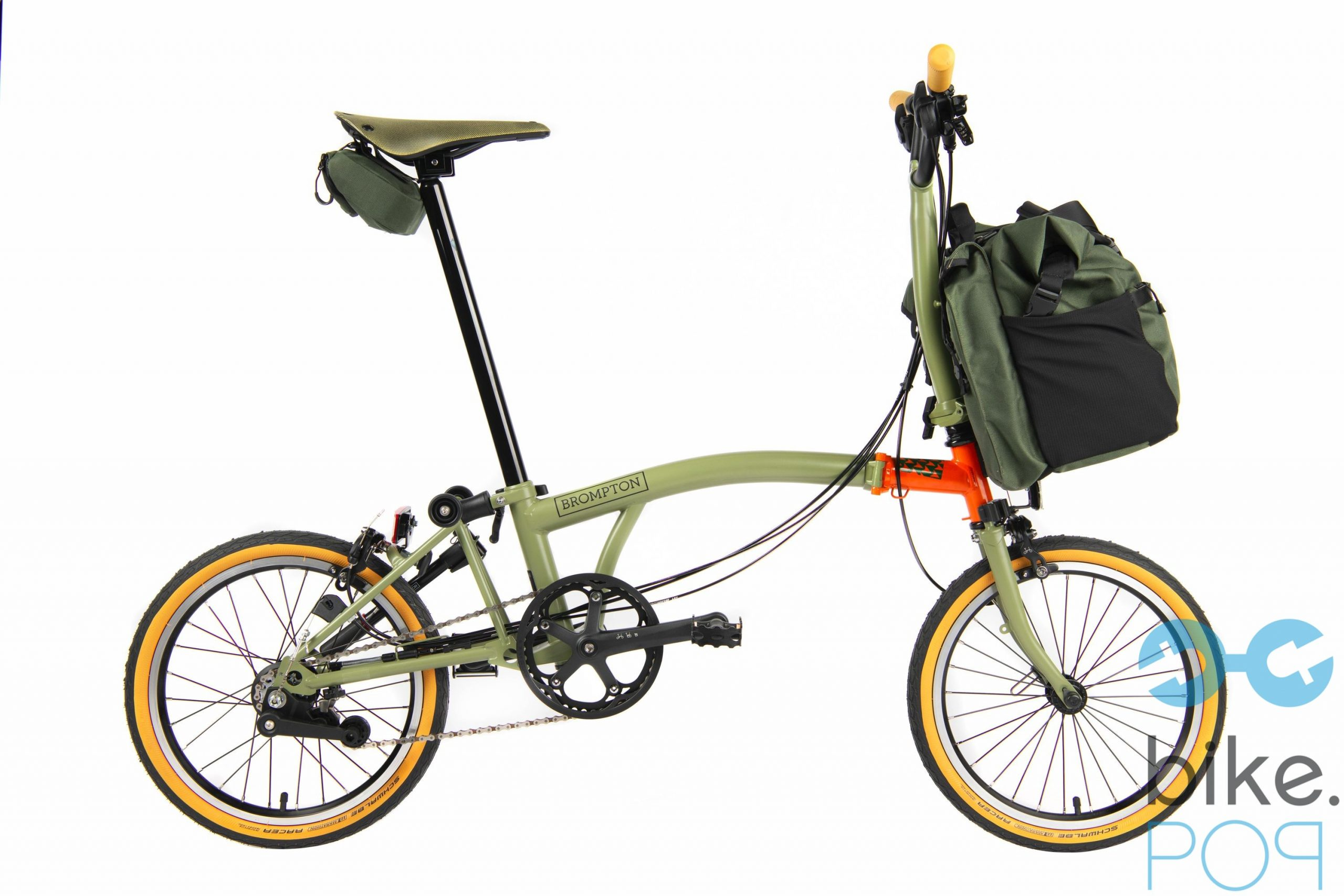 Brompton Explore Edition - Segue a rota mais longa!